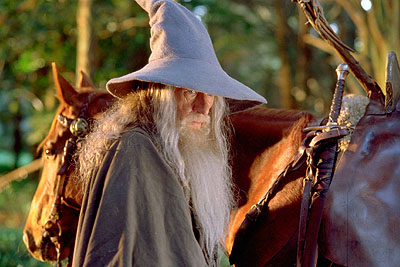 separation shoes 751f0 b2696 Ian McKellen is perfection as Gandalf the Grey.