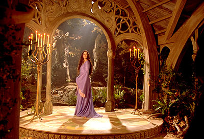 big sale a78ce 22ae5 This scene wasn t in THE FELLOWSHIP OF THE RING!