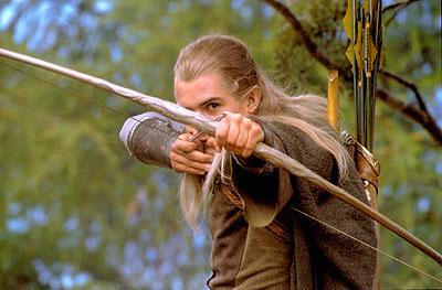 promo code 53000 426d3 Legolas is the archetypal archer found in fantasy books.